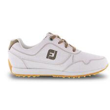 FootJoy Ladies Sport Retro Spikeless Golf Shoes - White