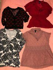 Womens Plus Size 1X 2X 18/20 Torrid Size 1 Winter Lot Fall Sweater Dress Jacket