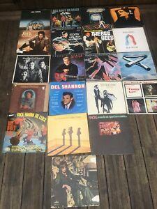 Vinyl LP Records ROCK N ROLL, ELVIS MOTOWN, 60'S PLUS MORE. JOB LOT OF 20.