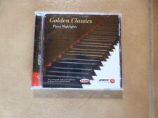 Golden Classics Piano Highlights 24 Karat Bose Zounds Gold CD Bose Gold Coll. 9