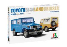 ITALERI Toyota BJ44 Land Cruiser Hard Top/Soft Top Nr.: 3630 1:24