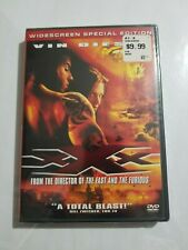 New Factory Sealed Xxx (Dvd, 2002, Widescreen Special Edition) Vin Diesel