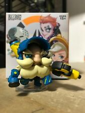 CUTE BUT DEADLY TRE KRONOR TORBJORN OVERWATCH BLIZZARD SER. 5 BLIZZCON EXCLUSIVE