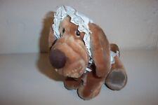 VTG WRINKLES PLUSH Baby Puppy GANZBROS 1981 Girl Tag 6286317