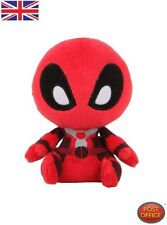 Unbranded Plush Comic Book Heroes Action Figures