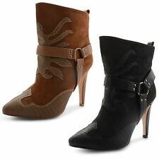 Dolcis Stiletto Casual Boots for Women