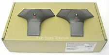 Polycom SoundStation IP 7000 External Mics Microphones (2200-40040-001) - NEW