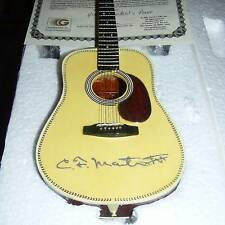 Gartlan USA - Martin D-28 Mini Guitar Signed by CF Martin  #1 / 100 produced NIB