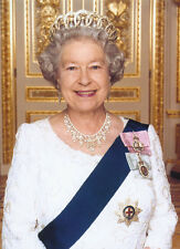 QUEEN ELIZABETH ll ENGLAND JUBILEE  PHOTO 8x10 FANTASTIC PICTURE