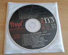 HIT TRAX (THE BEATLES, PEARL JAM, TOM PETTY) - CD PROMO COMPILATION