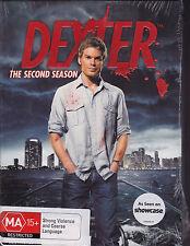 Dexter - The Second Season - DVD (Region 4)