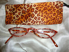 Reading Glasses-Wild Animal B - 1.75 *(o/)*