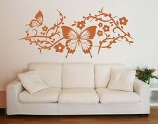 Butterfly Mesh - Highest Quality Wall Decal Sticker