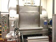 Baker Perkins / Topos Mondial 1300# Roller Bar Mixer Stainless Steel