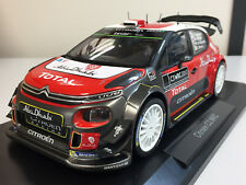 Norev Citroën C3 WRC 2017 Presentation Car 1/18 181630 7 5