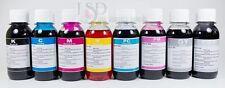 8x100ml refill ink for Canon PIXMA PRO-100 printer