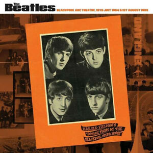 THE BEATLES ABC Theatre, Blackpool – 19th July 1964 & 1st August 1965 VINYL NEW