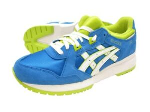 Asics GT Cool Shoes (11.5) Mid Blue / Lime