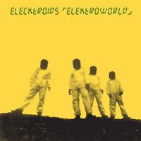 Elecktroids - Elektroworld 2LP SEALED RE