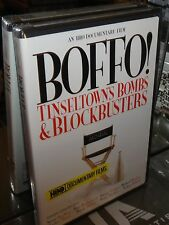 Boffo! Tinseltown's Bombs & Blockbusters (DVD) HBO Documentary Films! BRAND NEW!