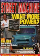 December Street Machine Monthly Magazines in English