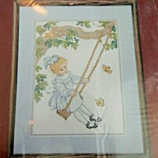 HTF Exclusive JCA CHERRIES JUBILEE  Counted Cross Stitch Kit