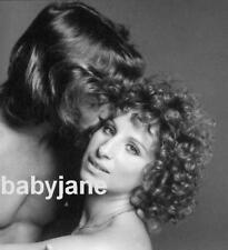 006 BARBRA STREISAND KRIS KRISTOFFERSON A STAR IS BORN POSTER SHOOT PHOTO