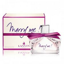 Marry Me by Lanvin 2.5 oz EDP (Eau De Parfum) for Women NEW IN BOX, SEALED