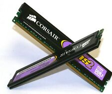 2GB (2x1GB) CM2X1024-6400 Corsair XMS2 6400U DDR2 Gaming Ram