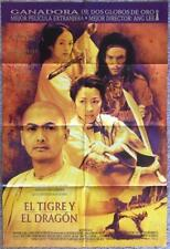 Yun-Fat Chow CROUCHING TIGER HIDDEN DRAGON 2000 27x41 Video Movie Poster 1200