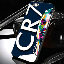 New Cristiano Ronaldo CR7 RM For Samsung Galaxy, iPhone 6 6S Plus 5 5S 5C 4 t