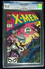 Uncanny X-Men #248 CGC 9.6 Longshot leaves Team 1st Jim Lee art on Uncanny X-Men