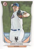 2014 Bowman Baseball Prospects #BP22 Chris Flexen New York Mets