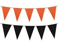 10 m guirlande de fanions decoration halloween banderole banniere fete enfant