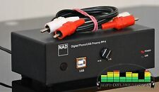 #540 NAD PP 4/pp4 phonovorverstärker, preamp, Phono Preamp Preamplifier