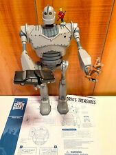Iron Giant Power Hero & Accessories 1990 Trendmasters Still works Great ! Rare