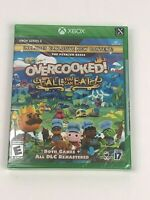 Brand New & Sealed Overcooked all You Can Eat for Xbox One Xbox Series X