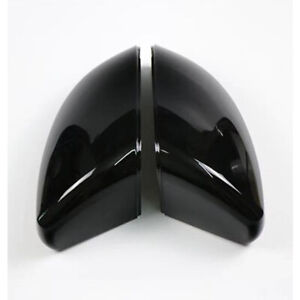 Replacement Mirror Cover Cap For Land Rover Range Rover Sport 2014-20 Black