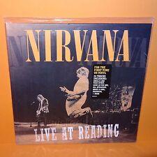 "2009 DGC GEFFEN RECORDS NIRVANA - LIVE AT READING 12"" GATEFOLD LP VINYL SEALED"