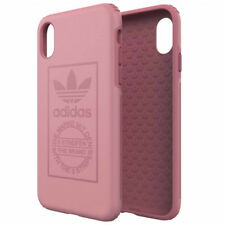 Coque Adidas Originals Logo antichoc iPhone X rose