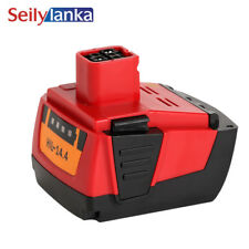 For Hilti  power tool battery Li-ion 14.4V 4000mAh  B144,SF144-A,SFH144-A