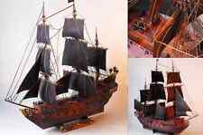 The Black Pearl Pirates of the Caribbean 3D DIY Paper Model Ship