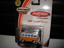 MATCHBOX COLLECTIBLES 1967 VW VOLKSWAGEN MICROBUS BARRETT JACKSON SERIES 1/64