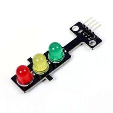 Mini-Traffic Light 5V 5mm LED Display Module for Arduino