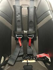 """5 Point 2"""" Padded Off Road Harness E4 Certified-RZR-Buggy-Jeep"""