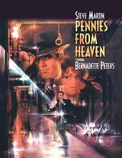 pennies from CIELO dvd (1981) - Steve Martin,BERNADETTE PETERS,Herbert Ross