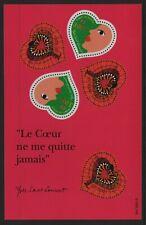 France Stamps 2000 SG MS 3632 Yves St Laurent  Mint MNH