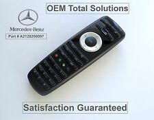 2009-2015 Mercedes Benz ML GL R Class Rear Seat DVD Entertainment Remote Control