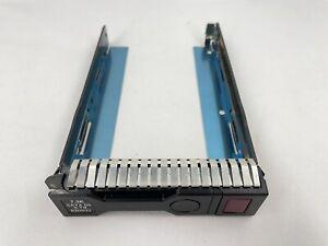 "HP 3.5"" LFF SAS SATA DL360p DL380p G8 G9 Server Hard Drive Caddy Tray 651314-001"