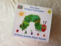 The Very Hungry Caterpillar 24 Piece Jumbo Floor Puzzle Jigsaw Puzzle Game
